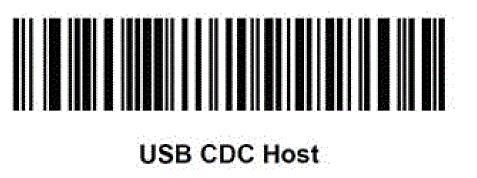 Zebra 바코드스캐너 USB 케이블을 버츄얼 가상 드라이버 설치 후