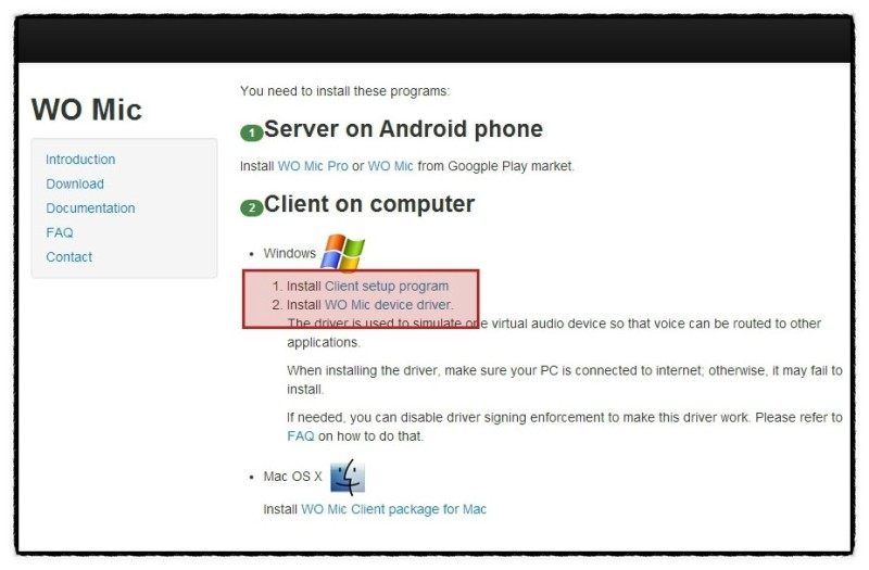 스마트폰을 PC 마이크로 사용하는 방법 : 네이버 블로그
