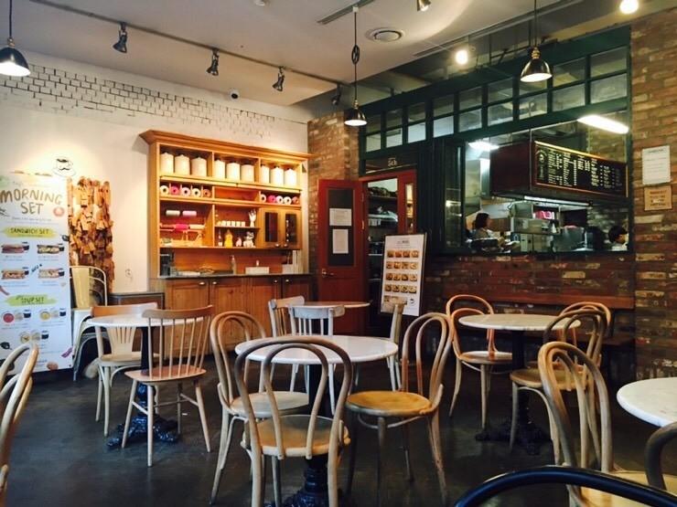 【noritterグルメ特集6】ソウルでブランチカフェ行くならカフェママスが正解!