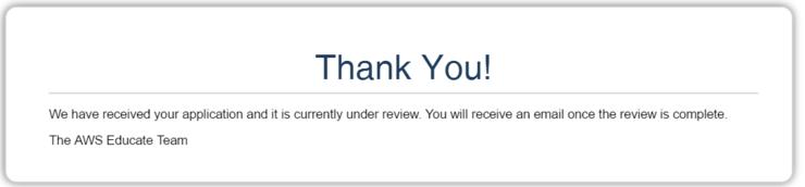 아마존 웹서비스 AWS Educate 신청하기! : 네이버 블로그