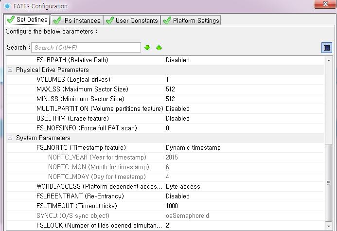 STM32] SDIO+FATFS를 이용한 파일 입출력 : 네이버 블로그