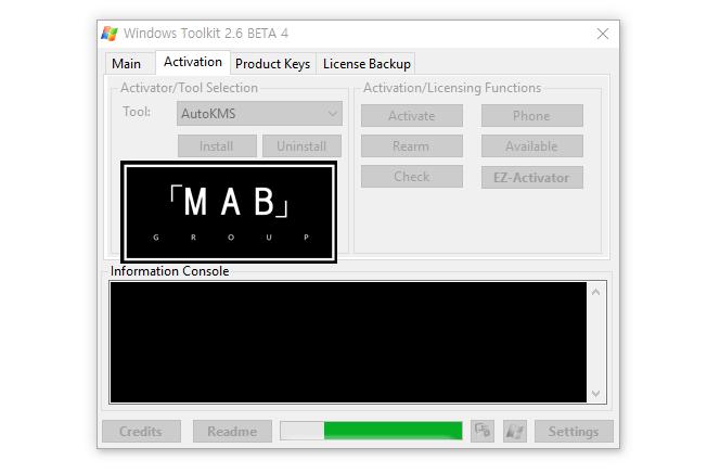 microsoft toolkit 2.6 beta 25016.exe