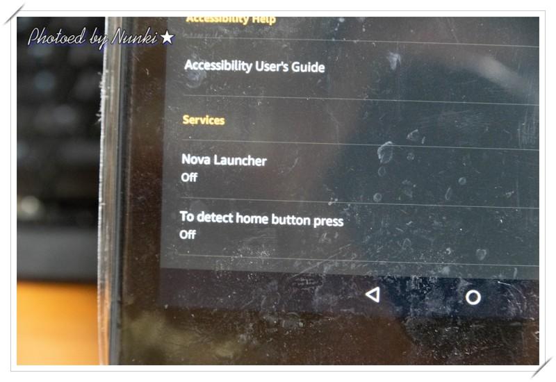 파이어 HD 10(Fire HD 10), 안드로이드 태블릿 답게 쓰기  Part 2 노바